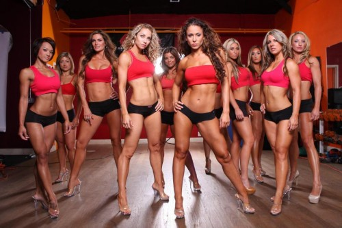 Fitness-Girls-Group